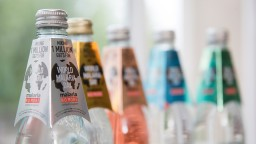 Fever-Tree World Malaria Day 2017 bottles