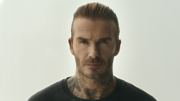 David Beckham launching Malaria Must Die campaign