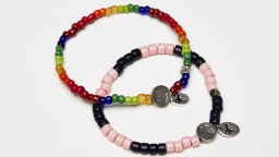 Jack Wills Malaria fundraising bracelets