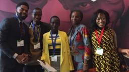 Elvis, Pharaoh, Omac, Jacenth and Ndifanji