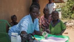 malaria diagnosis
