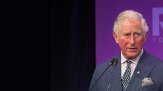 Prince Charles at the Malaria Summit London 2018
