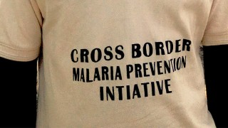 Cross Border Malaria Initiative shirt