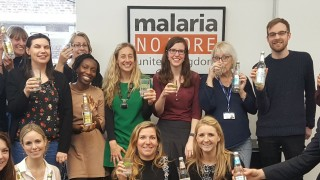 Malaria No More Uk Team