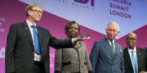 People behind Malaria No More UK
