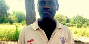Mr Sangoma's story