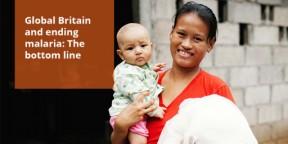 The bottom line on malaria