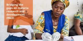 Bridging the gaps for malaria R&D