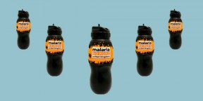 Limited edition Water-To-Go bottle to fight malaria