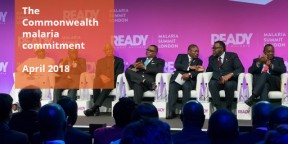 Commonwealth malaria commitment